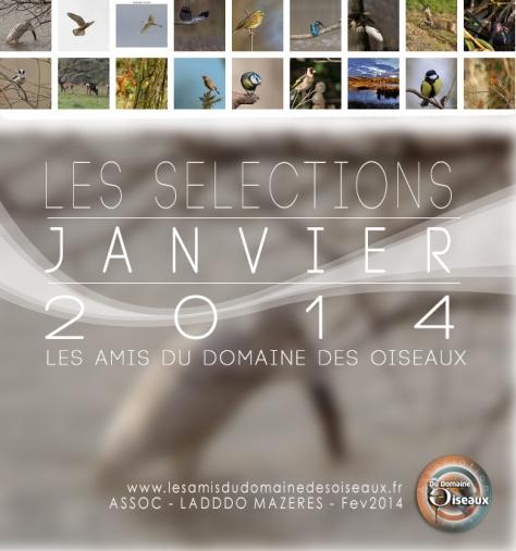 Les Sélections JAN 2014