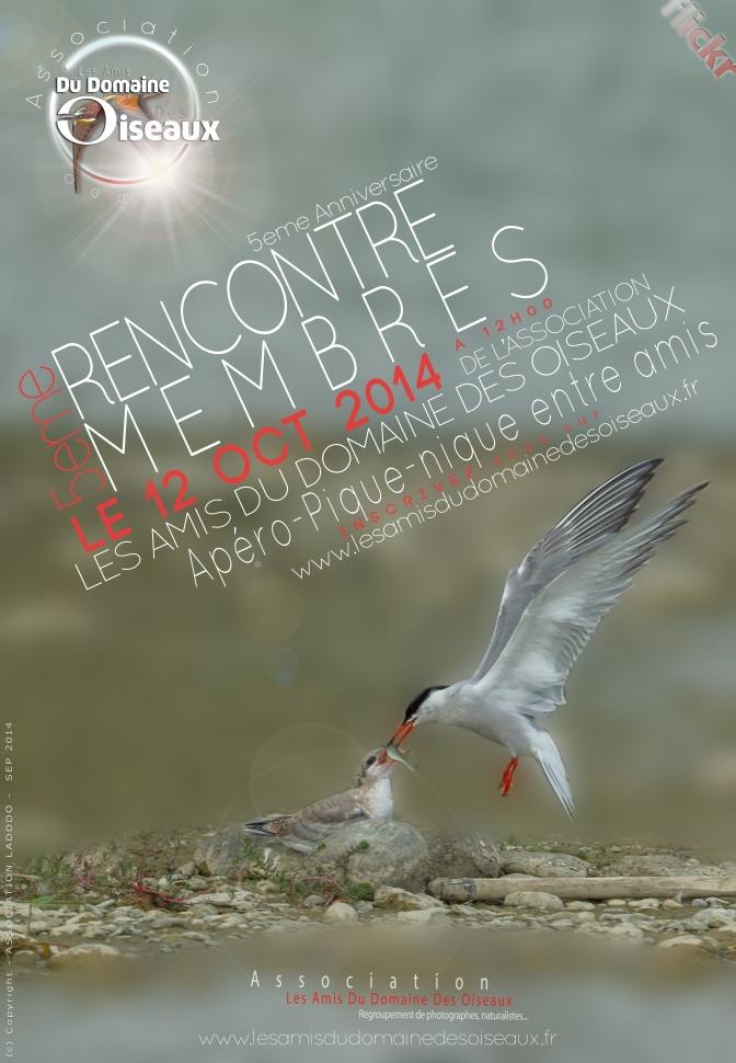 Rencontre membres : Le 12 Oct 2014
