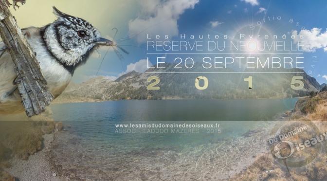 Sortie associative – Réserve du Néouvielle 20 septembre 2015