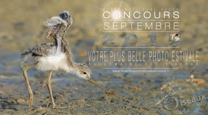 Concours photo – SEPTEMBRE 2015