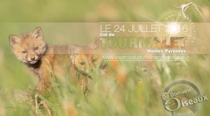 Sortie associative – Col du Tourmalet 24 juillet 2016