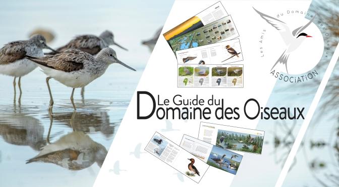 Projet – Le guide du Domaine des Oiseaux